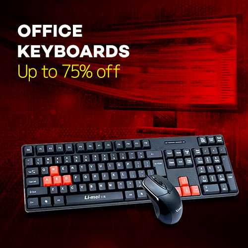 Computer Keyboards for sale - PC Keyboards prices