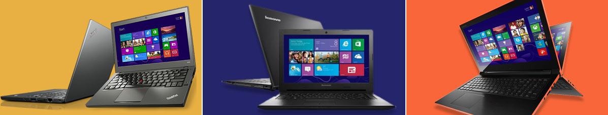 Lenovo computers laptops long