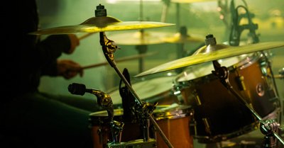Drums percussion small