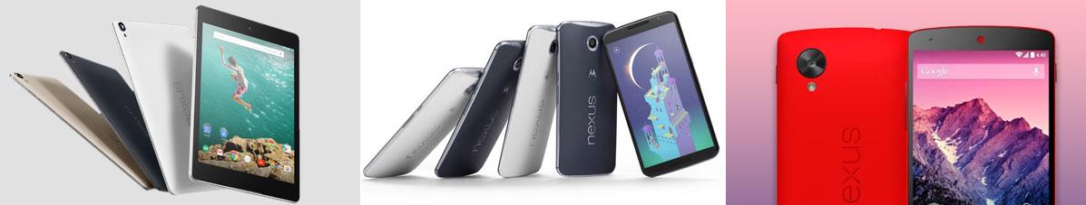 Google Nexus long