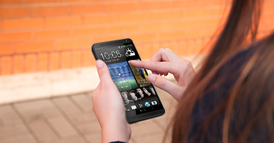 HTC One small
