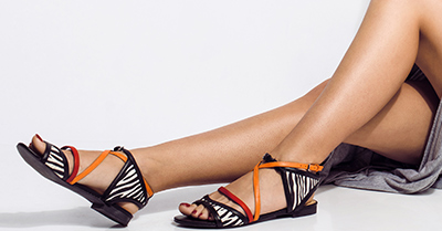 alberto wedge & sandal