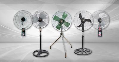 Standard fans