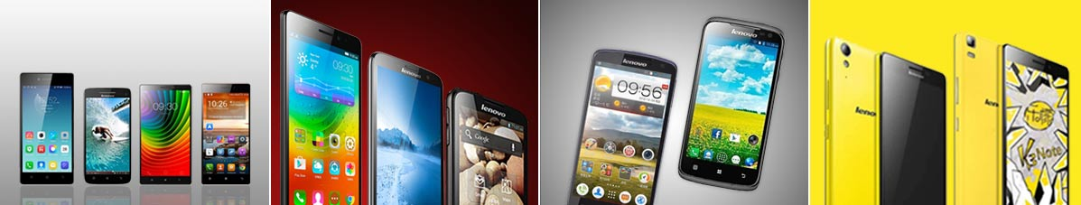 Lenovo Cellphones