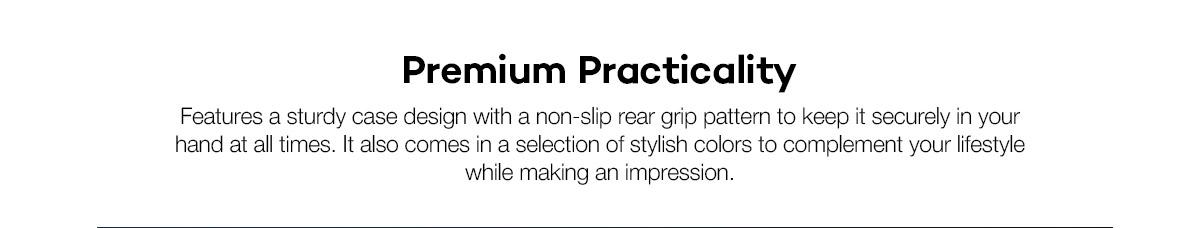 Premium Practicality