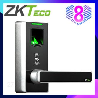 ZKTeco Smart Door Lock Biometric Fingerprint / Mobile phone Bluetooth Unlock ML10