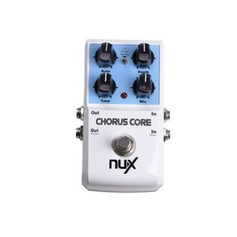 NUX Chorus Core Guitar Effect Pedal True Bypass