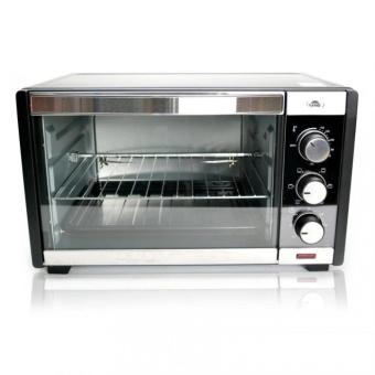 Kyowa KW3320 28L Electric Oven with Rotisserie (Black)
