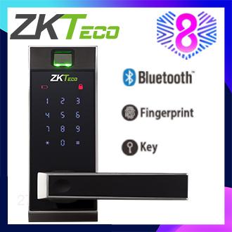 ZKTeco Smart Door Lock Biometric Bluetooth / Fingerprint / Touch Keyboard Door Lock AL20B