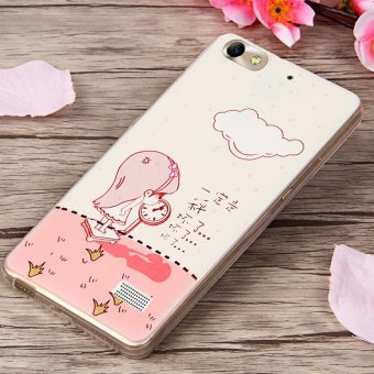 BUILDPHONE 3D Relief TPU Soft Phone Case for Huawei Honor 4C (Multicolor) - intl