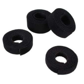 Cable Wire Cord Tie VELCRO Wrap and Loop Fastener(1cm) (Intl)