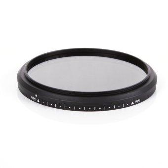 Fotga 72mm Slim Fader ND Filter Adjustable Variable Neutral Density ND2 to ND400 for Canon /Nikon 18-200 Canon 18-85 (Intl)