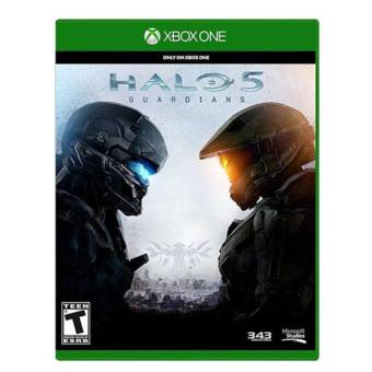 Halo 5 Guardian XBOX ONE GAME BNEW MINT CONDITION