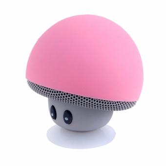 High Performance Mini Mushroom Bluetooth Speaker (6 Colors)