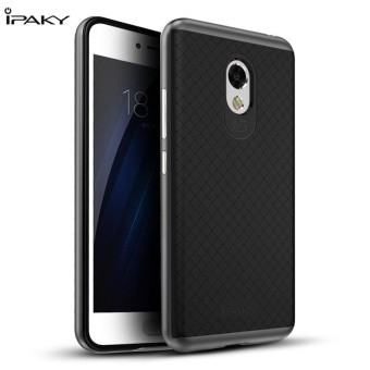 iPaky Slim TPU+PC Shockproof Hybrid Case for Meizu M3 M3s - intl
