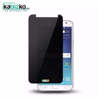 Kabizko Privacy Tempered Glass Anti-Spy Screen Protector forSamsung J7 Prime