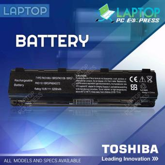 Laptop notebook battery for Toshiba Satellite C50t C55 C55DT C70C75 C75D C40 C45 C50 C50D