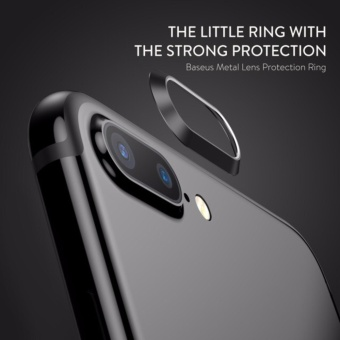 Metal lens protection ring for iphone 7 Plus Camera