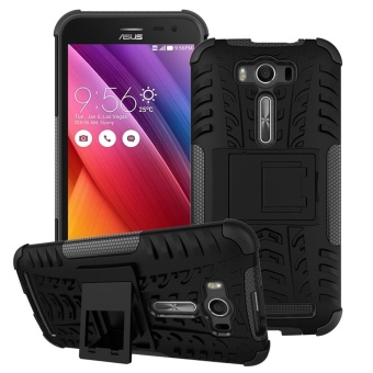 Sell hybrid tough rugged cheapest best quality My Store Source · Mooncase Case For Asus ZenFone 2 Laser 5 0 ZE500KL Detachable 2 in 1 Hybrid Armor