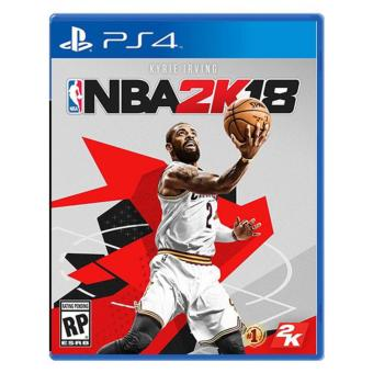 NBA 2K18 PS4 GAME R3,R1 BNEW MINT CONDITION