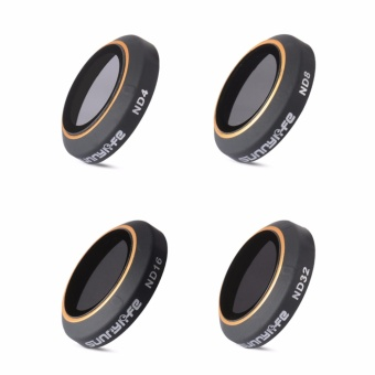 Neutral Density ND4/ND8/ND16/ND32 Filter Lens for DJI Mavic Pro FPVCamera - intl