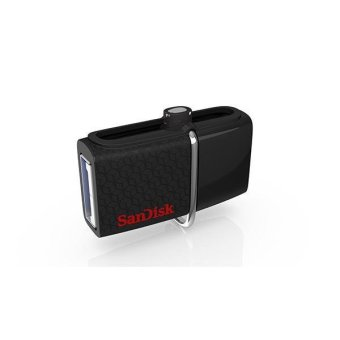 Sandisk SDDD2-064G Ultra Dual 64GB OTG USB 3.0 Flash Drive (Black)