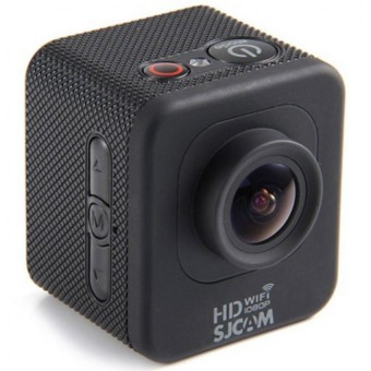 SJCAM M10 WiFi 12MP 4x Digital Zoom Mini 1080P Full HDAction/Sports Camera (Black)