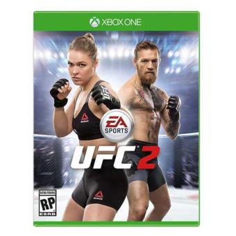 UFC 2 XBOX ONE GAME MINT CONDITION