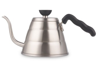 1.0L Hario Style V60 Tea and Coffee Drip Kettle pot stainless steel gooseneck spout Kettle hot water for Barista