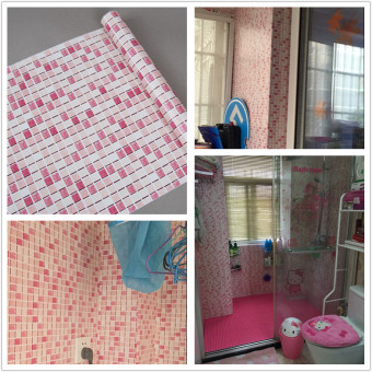 Bathroom Toilet Waterproof Tile Self-adhesive Wall Sticker