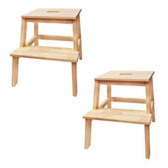 Ikea Bekvam Step Stool set of 2