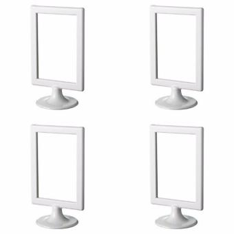 Ikea Tolsby Frame Set of 4 (White)
