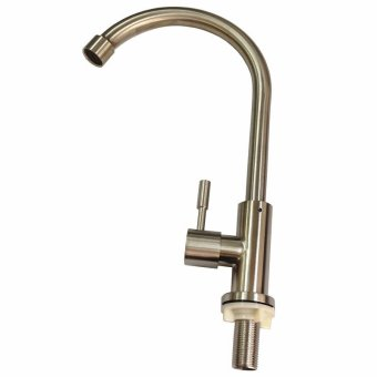 Quality 100% Stainless Steel Faucet