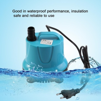 YOSOO-2000L/H Aquarium Water Submersible Pump Blue With EU PlugSM-25L - intl
