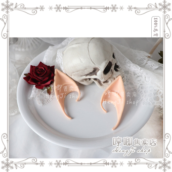 Elf Lolita ears props Vampire ghost