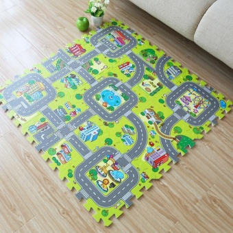 Large rugs kids foam children baby play mat board game pad pieces doormat child floor mat