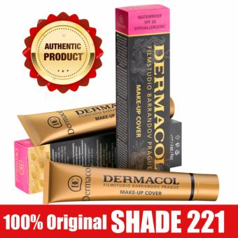 Authentic Dermacol Shade 221