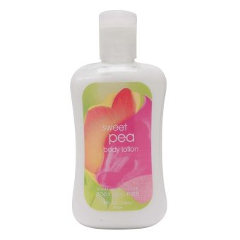 Body Luxuries Sweet Pea Body Lotion 236ml