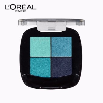 L'Oreal Paris Color Riche Pocket Palette - Avant Garde Azur