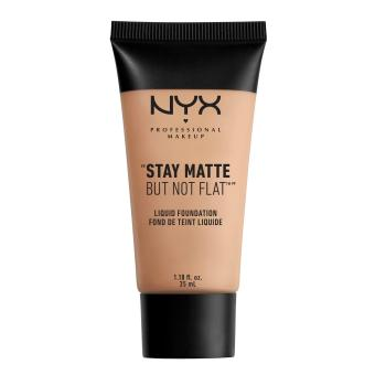 NYX Professional Makeup SMF05 Stay Matte But Not Flat Liquid Foundation - Soft Beige