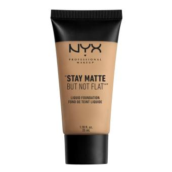 NYX Professional Makeup SMF09PT5 Stay Matte But Not Flat Liquid Foundation - Olive