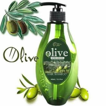 Olive Nutrient Smoothing Anti Dandruff Hair Shampoo 400ml