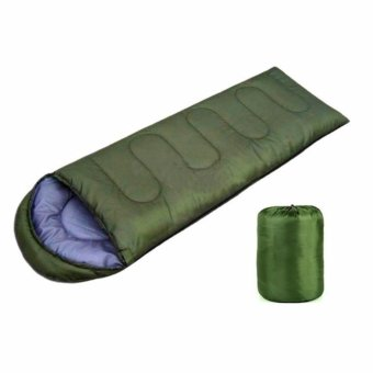 Sleeping Bag For camping(Green)