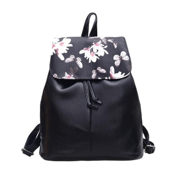 (Imported)BEST-1GHRT Top rate Fashion School Backpack Women Children Schoolbag Back Pack Leisure Korean Ladies Knapsack Laptop Travel Bags for Teenage Girls - intl