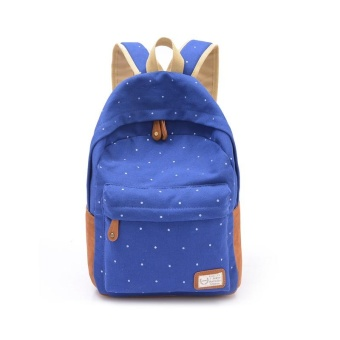(Imported)BEST-FFHTH Top rate Fashion School Backpack Women Children Schoolbag Back Pack Leisure Korean Ladies Knapsack Laptop Travel Bags for Teenage Girls - intl