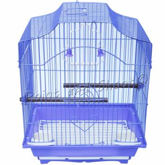 Bird Cage Small Mansard Curved (38 x 29 x 22 cm)