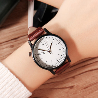 Popular brand in Europe and America men girl's watch