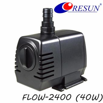 Resun Flow-2400 Submersible Water Pump for Aquarium - 40 Watts