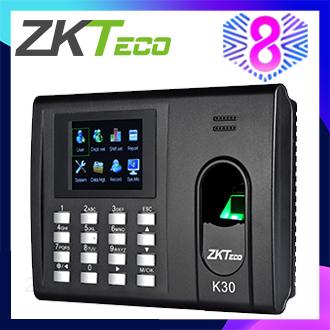 ZKTeco K30 Biometric Fingerprint Time Attendance&Access Control Terminal(free shipping)