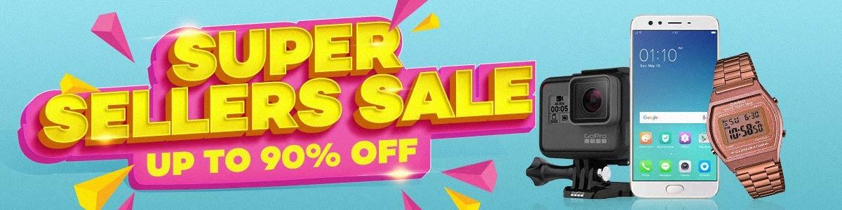 Super Seller Sale Philippines
